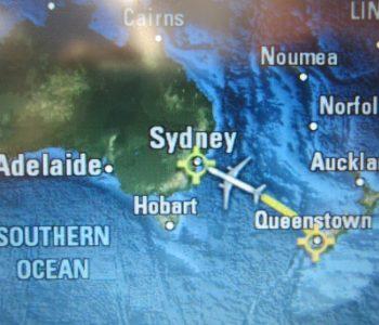 Australia and New Zealand corridor