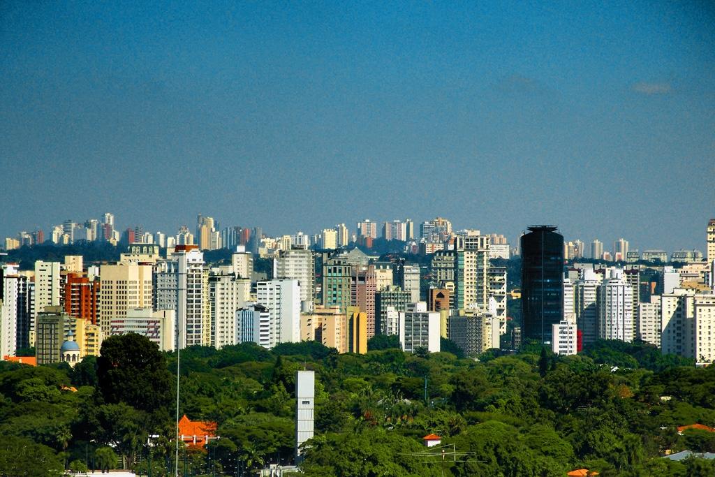 Jardim Paulistano, RIch zone of São Paulo