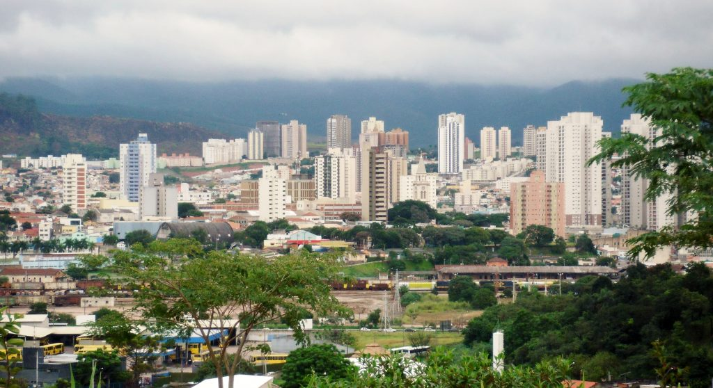 Best place to live in Brazil for families. Jundiai is only 59km from the financial center of São Paulo. Source: Wikimedia Commons